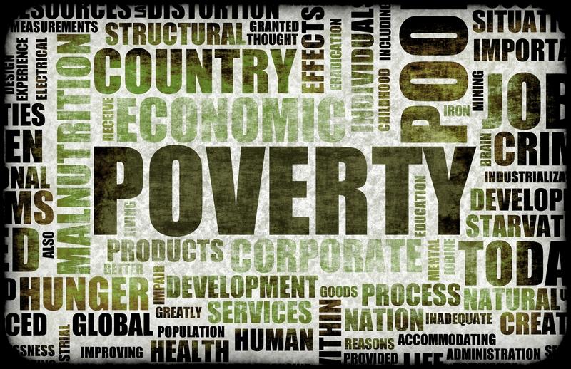 La desigualdad, prima hermana de la pobreza.